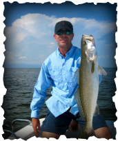 Inshore Fishing Charter Captain Kevin Olmstead